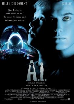 Смотреть Искусственный разум / Artificial Intelligence: AI (2001) онлайн.